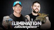 EC 2015 John Cena v Kevin Owens