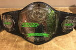 GFW World Tag Team Championship Belt Ver1.0