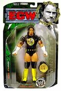ECW Wrestling Action Figure Series 4 CM Punk