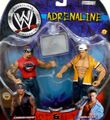 WWE Adrenaline Series 4 The Undertaker & John Cena