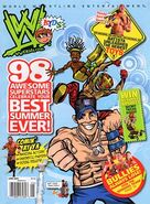 WWE Kids Magazine June 2009