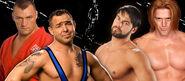 EC11 Tag Team Title Match
