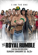 Royal Rumble 2010 Poster