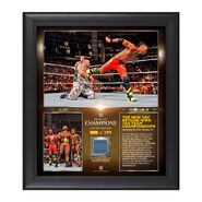 The New Day Night of Champions 2015 15 x 17 Photo Collage Plaque