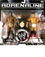 WWE Adrenaline Series 23 Batista & Booker T