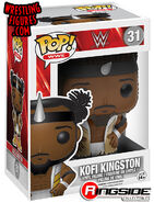 Kofi Kingston - WWE Pop Vinyl (Series 4)