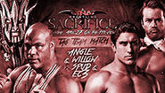 Sacrifice 2014 Angle & Willow v EC3 & Spud