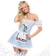 Summer Rae 2013 WWE Halloween Shoot
