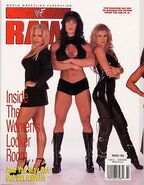 WWE Raw Magazine March 1999 Issue