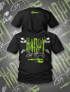 Jeff Hardy Slow Drip T-Shirt