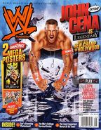 WWE Magazine Sept 2010