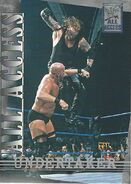 2002 WWF All Access (Fleer) Undertaker (No.33)