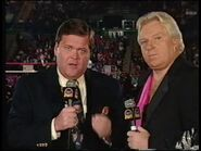 Jim Ross & Bobby Heenan