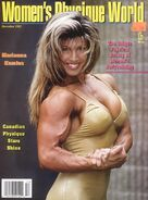 Women's Physique World December 1997
