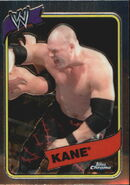 2008 WWE Heritage III Chrome Trading Cards Kane 32