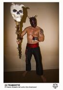 Ultramantis Black 9
