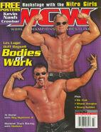 WCW Magazine - April 2001