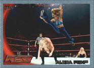 2010 WWE (Topps) Alicia Fox 6
