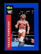 1991 WWF Classic Superstars Cards Texas Tornado 3
