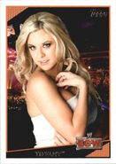 2009 WWE (Topps) Tiffany 56