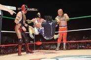 CMLL Martes Arena Mexico (April 26, 2016) 8