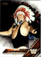 2016 WWE (Topps) Then, Now, Forever Chief Jay Strongbow 159