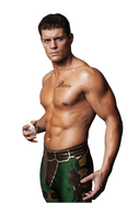 Cody Rhodes ROH '17