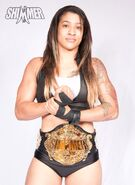 Nicole Savoy Heart of Shimmer Championship