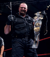 The Big Boss Man harrdcore champion