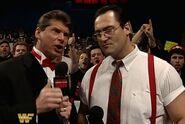 Vince McMahon & Irwin R. Schyster