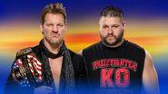 WM 33 Jericho v Owens