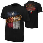 NXT Texas Tour 2015 Youth T-Shirt