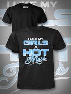 Taryn Terrell's (Hot Mess) - Mens Shirt