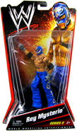 WWE Series 2 Rey Mysterio (Dark Blue)