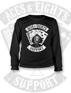 Aces & Eights long sleeve t-shirt