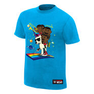 The New Day Feel The Power Youth Authentic T-Shirt