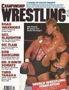 Championship Wrestling - May 1986