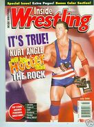 Inside Wrestling - July 2000