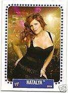 Natalya card