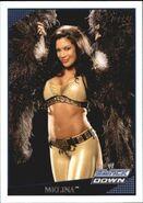 2009 WWE (Topps) Melina 27
