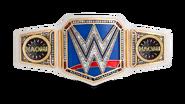 SmackDown Women's Championship Naomi