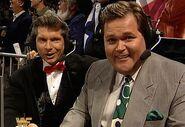 Vince McMahon & Jim Ross