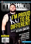 Pro Wrestling Illustrated - October 2015