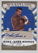 2016 Leaf Signature Series Wrestling Kama 40
