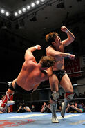 AJPW New Year Wars 2015 (Night 2) 1