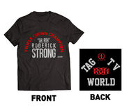 Roderick Strong Triple Crown Champion T-Shirt