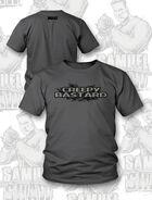 Samuel Shaw Creepy Bastard T-Shirt