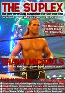 The Suplex - July 2009