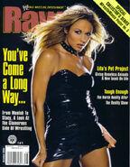 WWE Raw Magazine October 2003 Issue