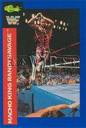 1991 WWF Classic Superstars Cards Randy Savage 118